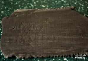 Лапша с чернилами каракатицы - фото шаг 3