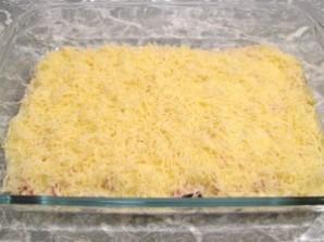 Лазанья с сыром и ветчиной - фото шаг 14