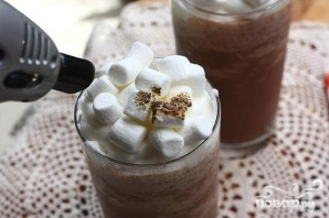 Охлажденный горячий шоколад - фото шаг 5