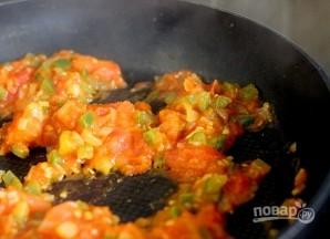 Мексиканский суп с фасолью - фото шаг 10