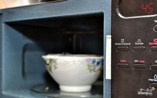 Омлет без молока в микроволновке - фото шаг 5