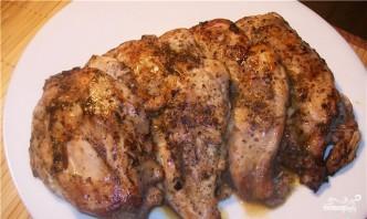 Куриная грудка в вине - фото шаг 2
