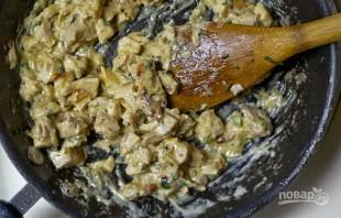 Пирожки с куриной начинкой - фото шаг 3