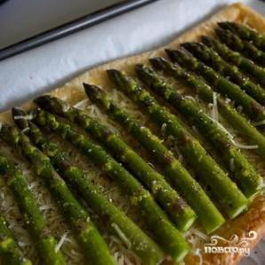 Тарт со спаржей и лимоном - фото шаг 3