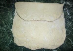 Пирожки из бездрожжевого теста - фото шаг 4