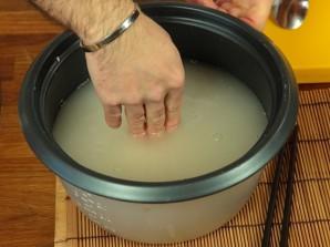 Рис для роллов с уксусом - фото шаг 4