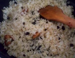 Рис по-восточному с курицей - фото шаг 5