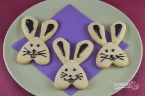 """Печенье """"Пасхальный кролик"""" - фото шаг 8"""