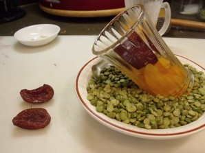 Желе из консервированных персиков - фото шаг 6