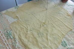Рецепт рогаликов на маргарине - фото шаг 3