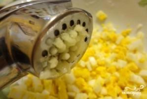 Сырные рулетики - фото шаг 5