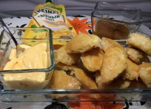 Курица в сырной панировке - фото шаг 10
