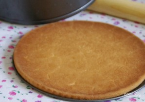 Торт в виде сердца своими руками - фото шаг 1
