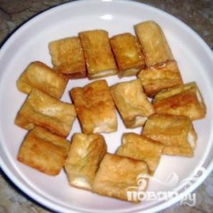 Жареная свинина с тофу - фото шаг 1