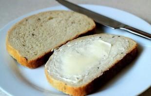 Бутерброды с сыром на сковороде - фото шаг 4