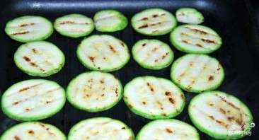 Салат по-итальянски - фото шаг 3