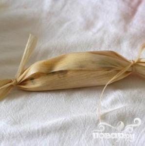 Вегетарианское тамале - фото шаг 7