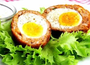 Яйцо по-шотландски - фото шаг 5