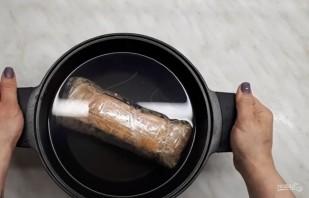 Сало вареное закусочное - фото шаг 4