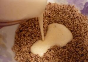 Ореховый торт за 5 минут - фото шаг 3