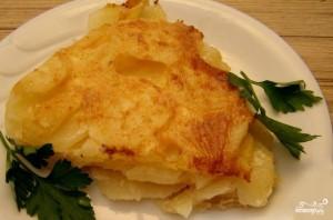 Картофельная запеканка со сметаной - фото шаг 3