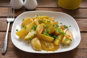 Картофель по-селянски в духовке - фото шаг 5