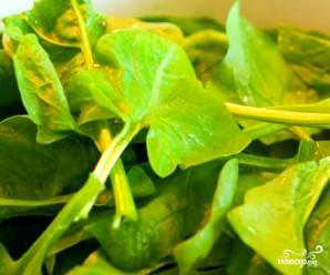 Суп-пюре из брокколи и шпината - фото шаг 2