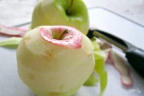 Медово-яблочный пирог - фото шаг 1
