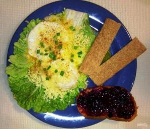 Яйца пашот в микроволновке - фото шаг 3