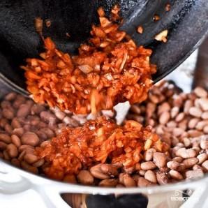 Мексиканская паста из фасоли - фото шаг 5