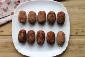 """Мини-пирожные """"Картошка"""" - фото шаг 9"""