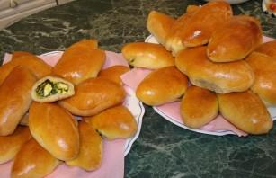 Дрожжевые пирожки на кефире - фото шаг 6