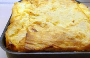 Ачма с сыром и творогом - фото шаг 6