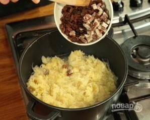 Суп с квашеной капустой - фото шаг 5