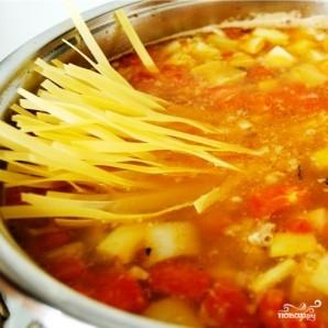 Суп из телячьего хвоста - фото шаг 12