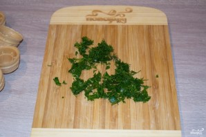 Тарталетки с творожным сыром и семгой - фото шаг 2