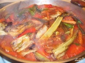 Жареные овощи - фото шаг 3