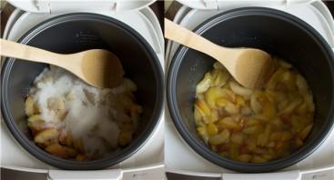 Варенье из абрикосов в мультиварке - фото шаг 2