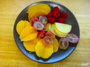 Тарталетки с фруктами в желе - фото шаг 15