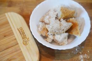 Голец с сыром и орехами - фото шаг 6