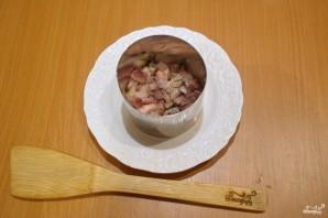 Селедка под шубой порционная - фото шаг 1
