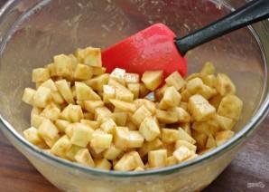 Штрудель с яблоками - фото шаг 4