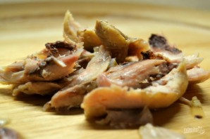 Суп из сушеных грибов с перловкой - фото шаг 15