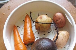 Салат в мультиварке - фото шаг 1