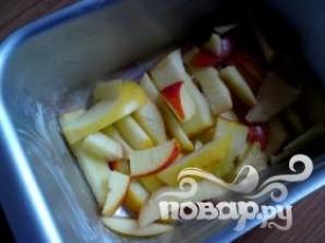 Коктейль Яблочный шейк - фото шаг 2