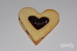 Печенье на День Святого Валентина - фото шаг 7