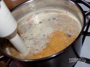 Суп гороховый с копченостями - фото шаг 12