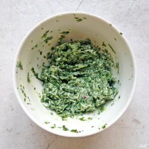 Багет с чесночным маслом - фото шаг 2