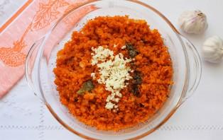 Икра из морковки на зиму - фото шаг 7