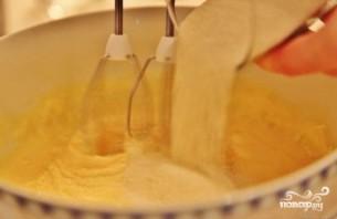 Творожная запеканка с лимоном - фото шаг 6